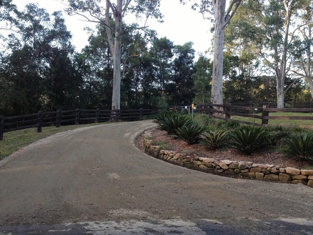 Concrete slabs coffs harbour gordon king constructions for Base for concrete driveway